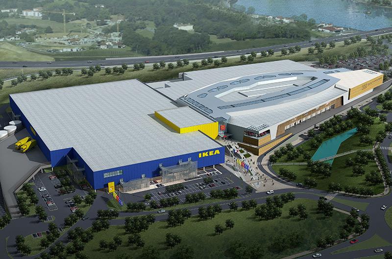 ikea centres france – bayonne | mall & market – conseil en